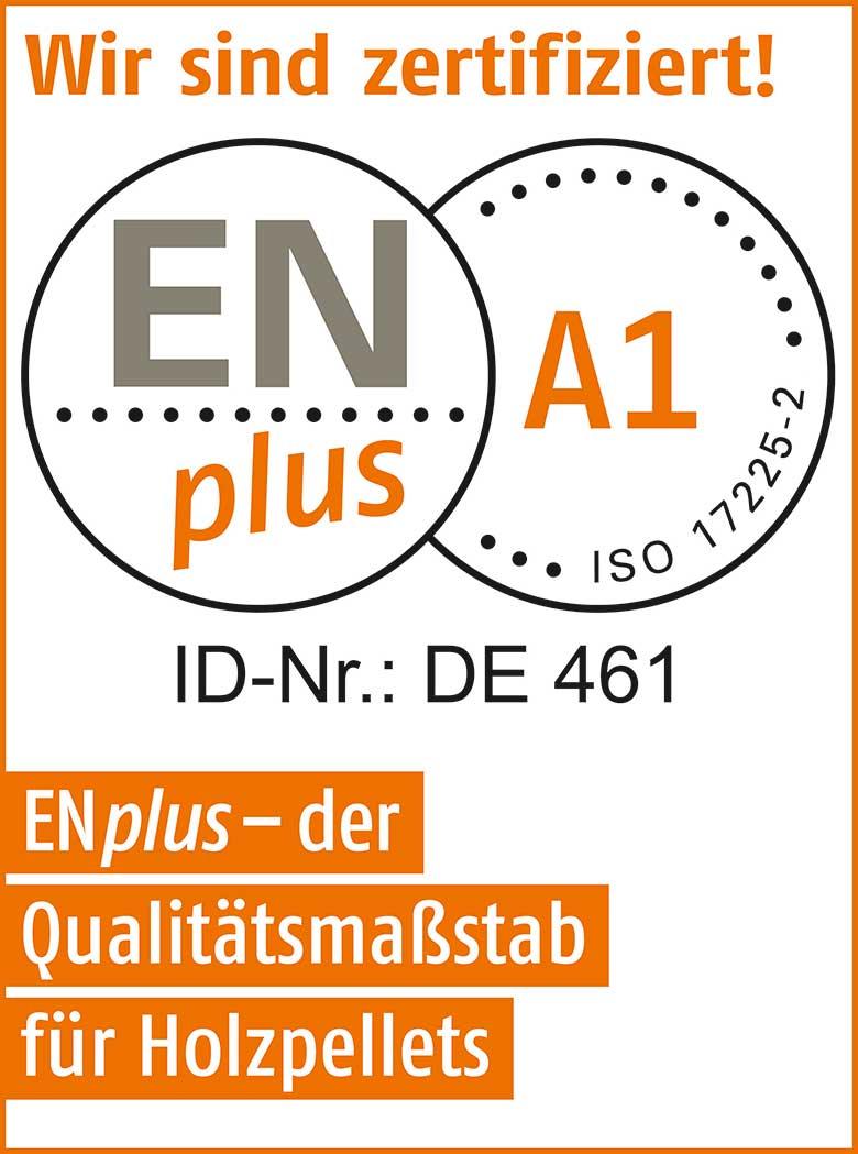EN A1 Zertifikat