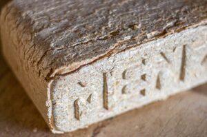Holz Brikett
