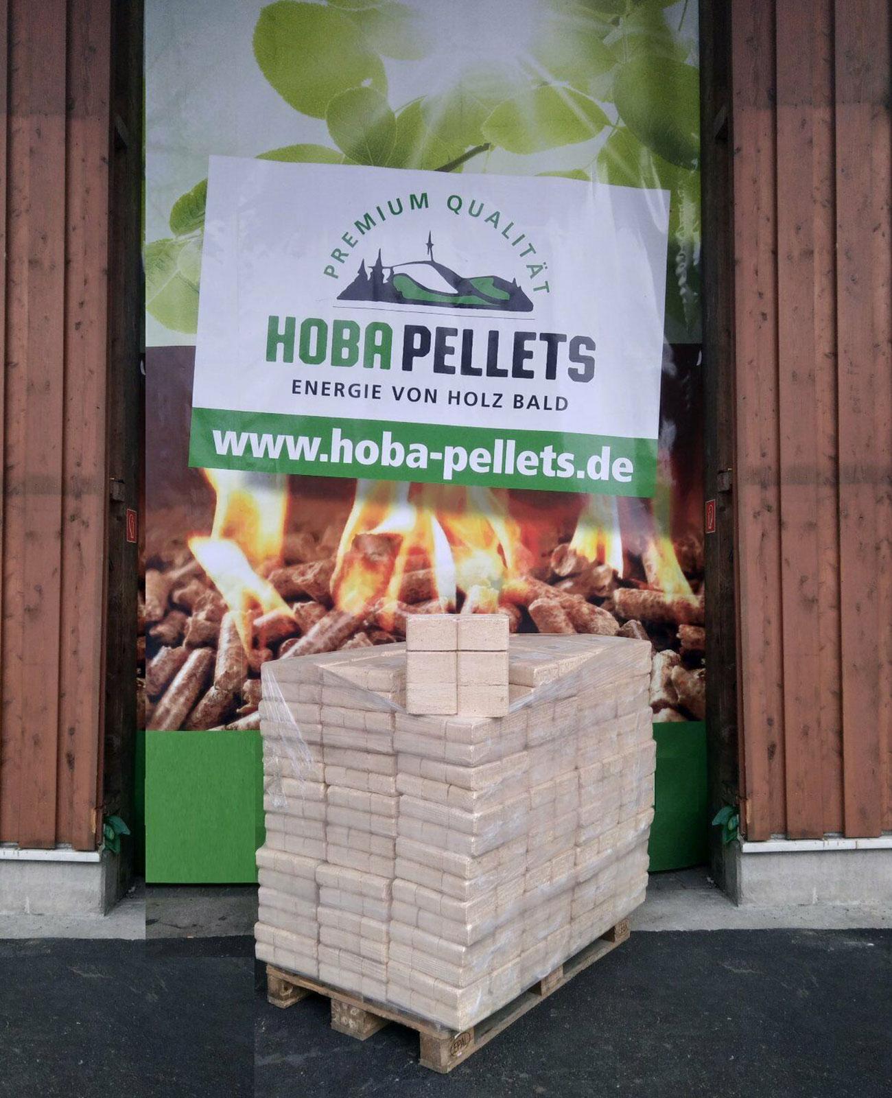 Holz Briketts RUF Brennstoff